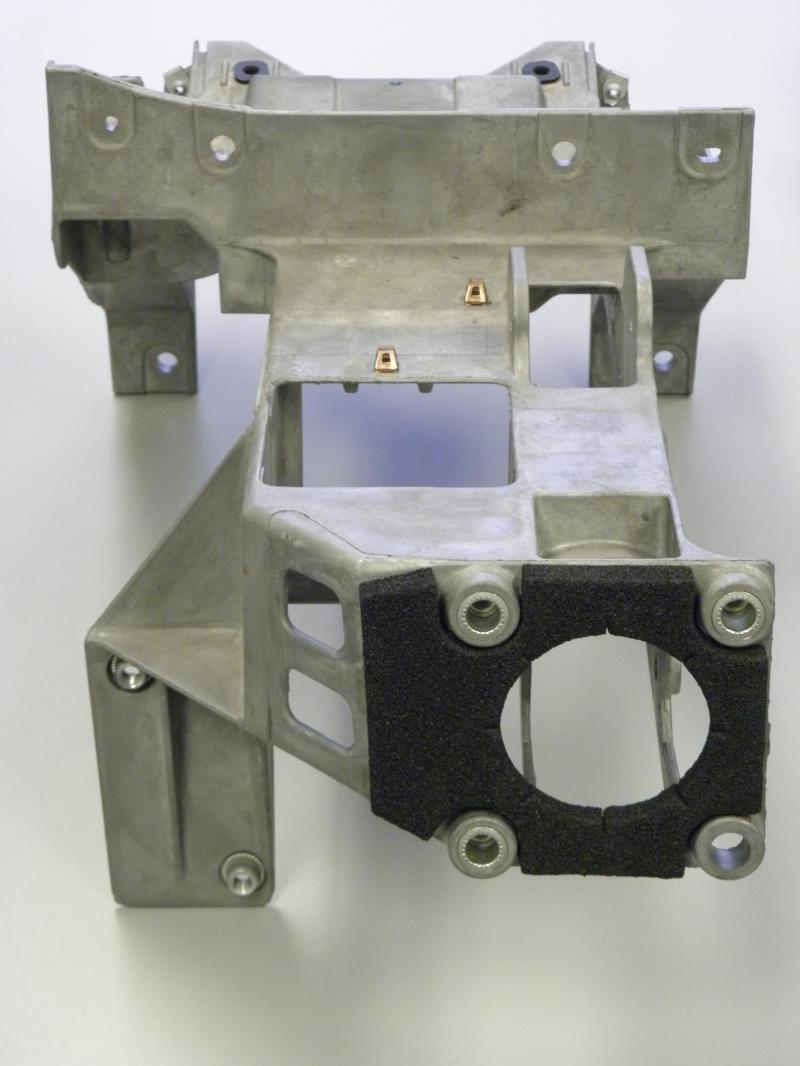 Magnesium Steering Column (Assembled)